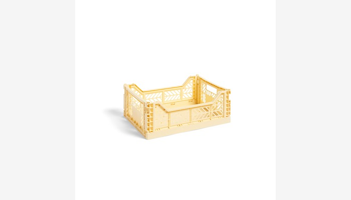 Hay-Colour-Crate-M-light-yellow